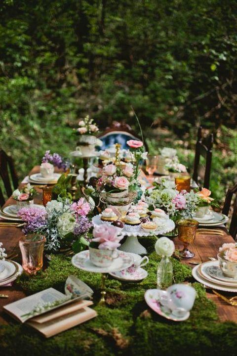 Enchanting Woodland Wedding Ideas to Embrace
