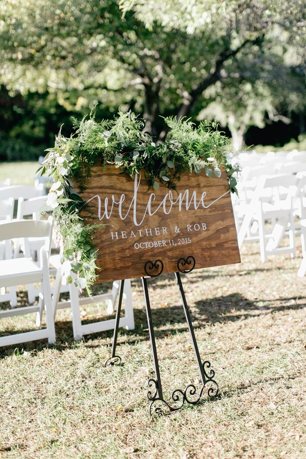 Stylish Outdoor Wedding Aisle Décor Ideas