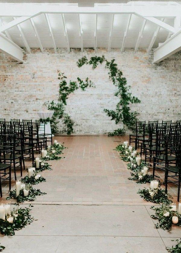 Inspiring Wedding Garland Decoration Ideas