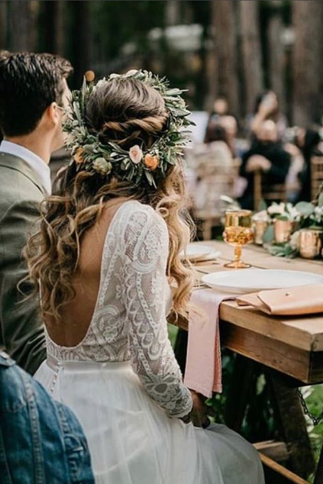 Tempting Bohemian Wedding Dresses You Can't Say No to