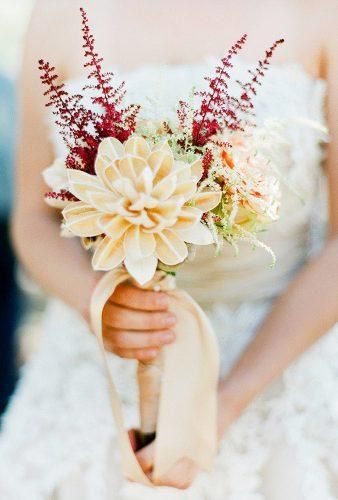 Unique Wedding Bouquets with Special Charm