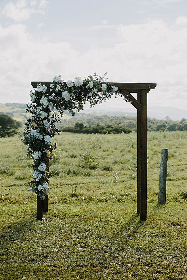 Rustic Farm Wedding Inspirations