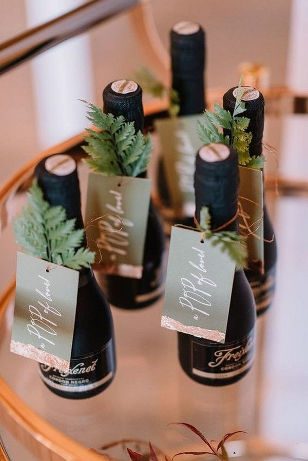 Adorable Bridal Shower Favors Your Guests Will Enjoy