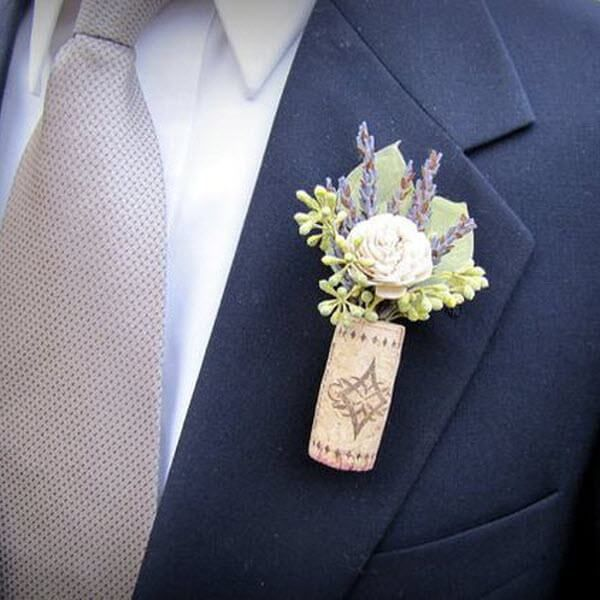 Creative and Budget-friendly Wine Cork Wedding Decoration Ideas
