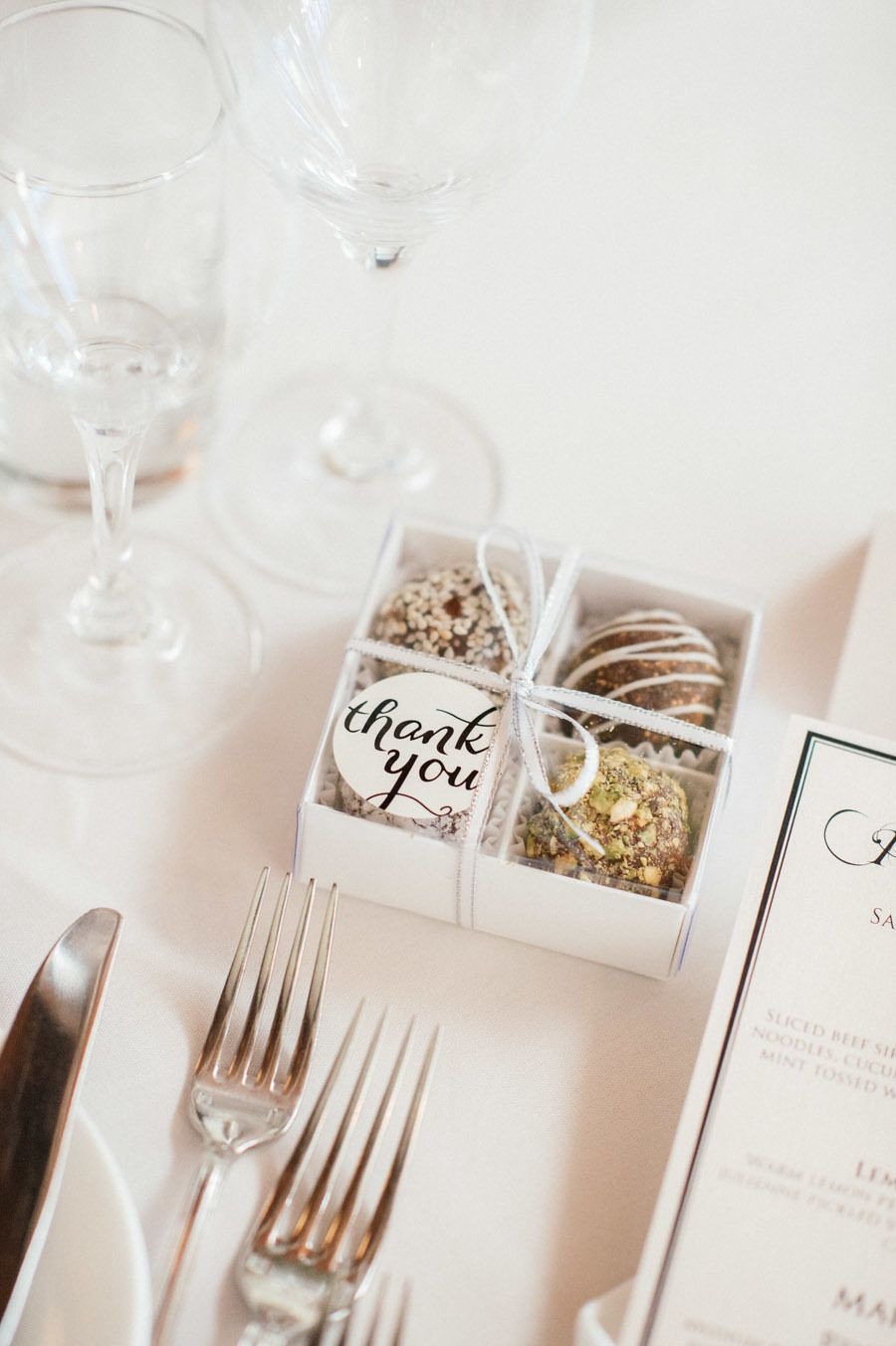 Edible Wedding Favors Your Guests Will Totally Love