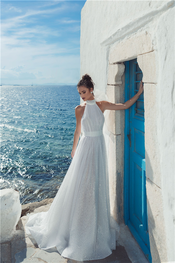 Greek Wedding Dresses To Blow Your Mind Away