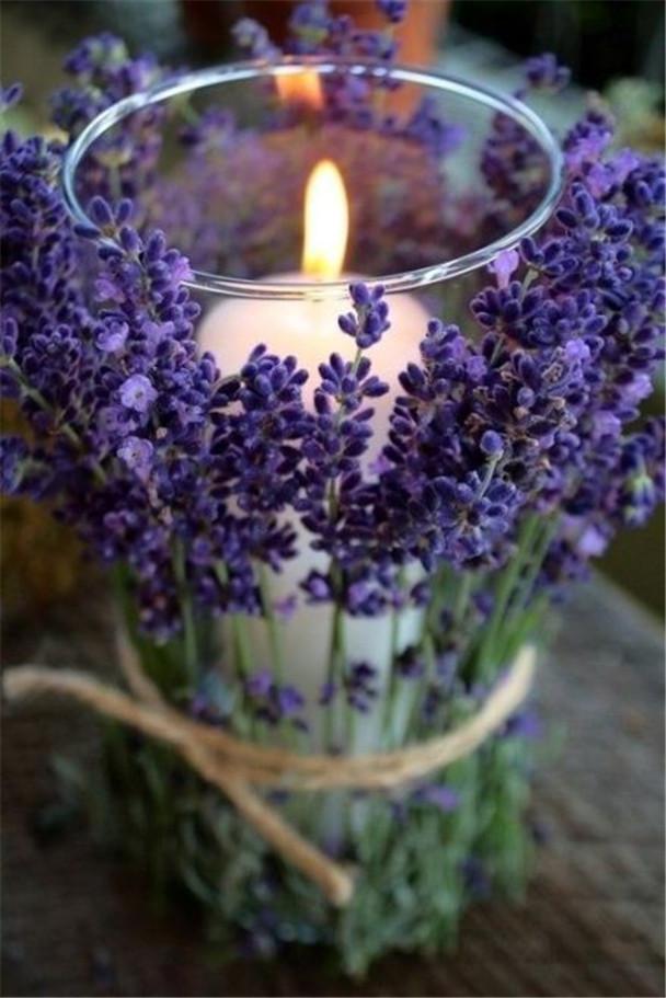 Lavender Wedding Decor Ideas Into Your Wedding