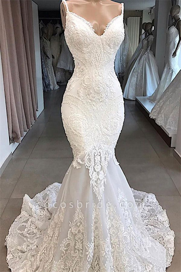 Mermaid Wedding Dresses On Your Big Day