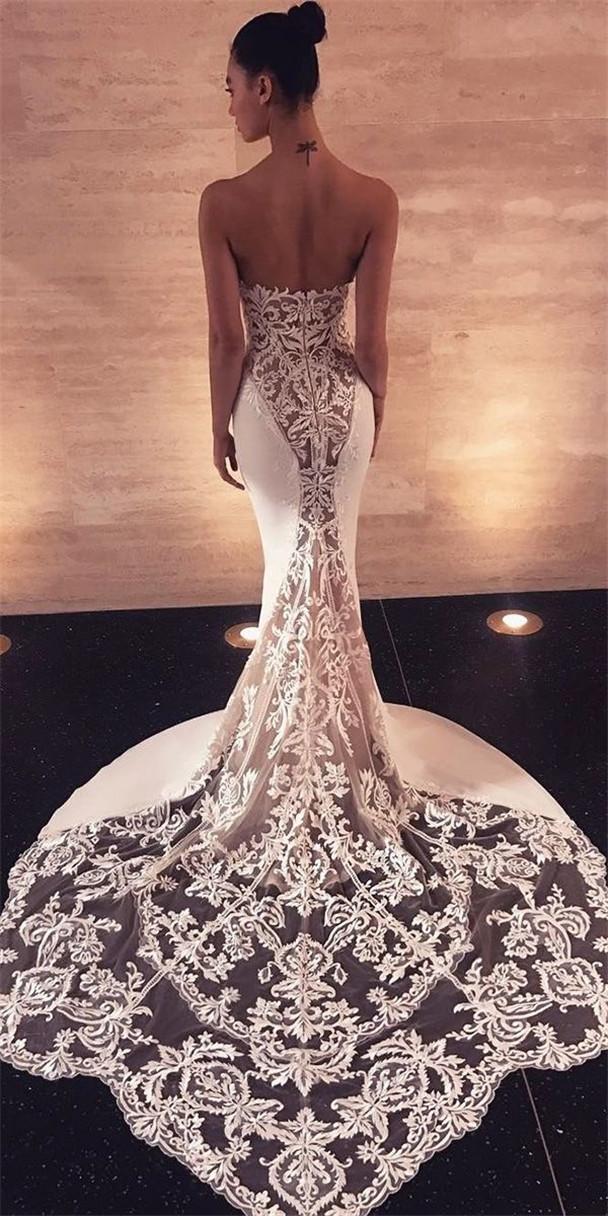 Sexy Wedding Dresses Ideas That Inspire