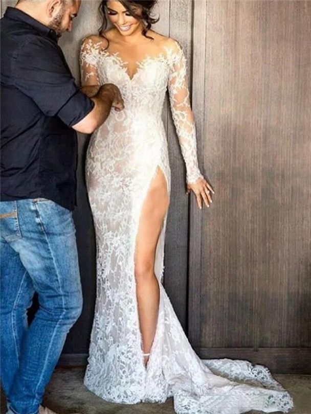 Sexy Wedding Dresses Ideas That Inspire