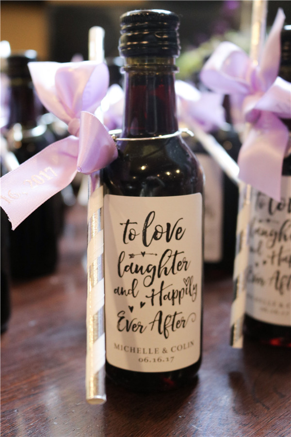 Wine Themed Wedding Ideas