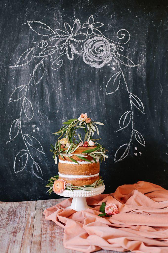 Peach And Plum Wedding Inspiration