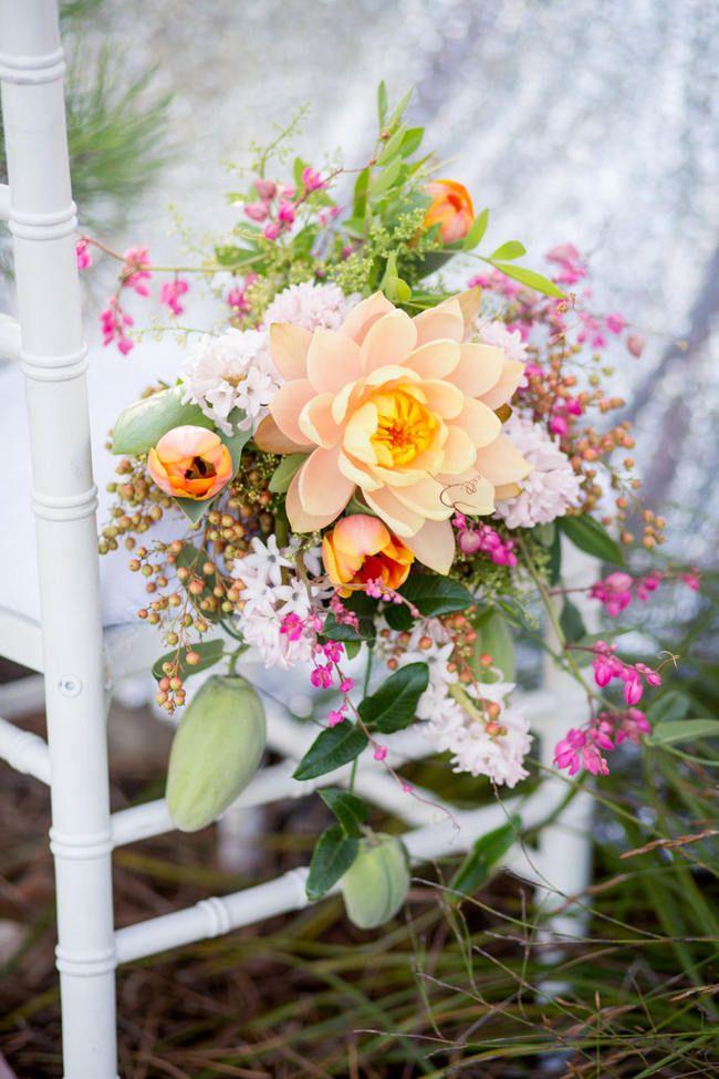 Trendy Glitter Wedding Ideas