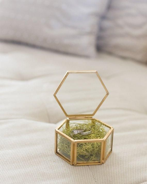 Unique Ring Bearer Boxes