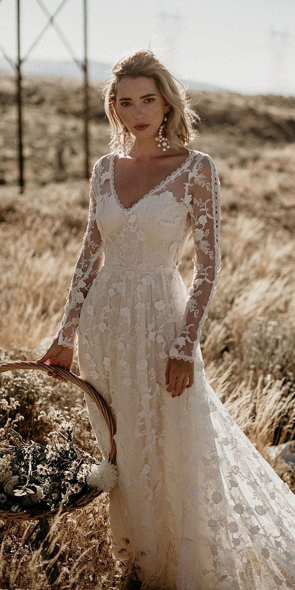 vintage dresses collection for romantic brides