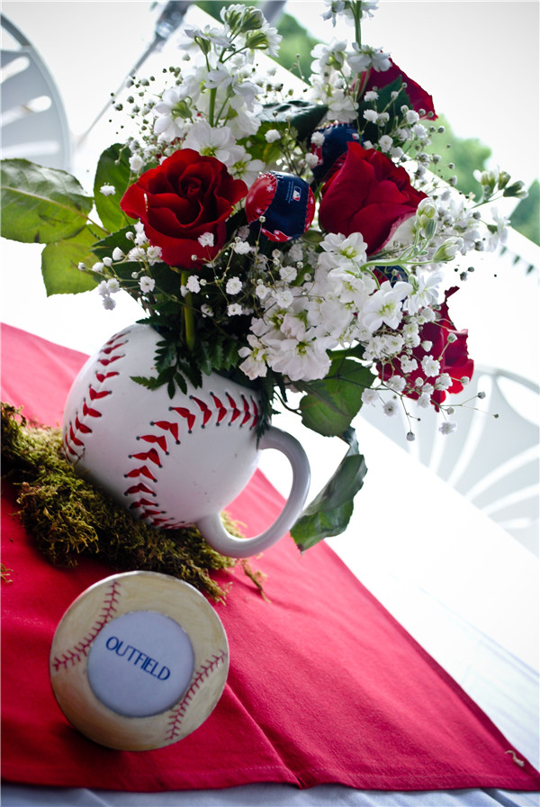 Baseball Bridal Shower Ideas
