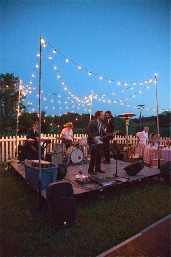 Rustic Summer Wedding Ideas