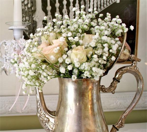 Teapot Table Centerpiece Ideas For Your Wedding